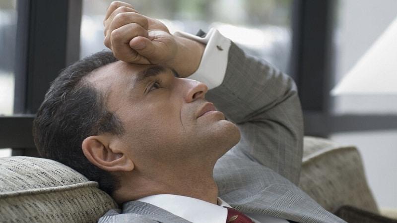 симптомы кризиса у мужчин 40 лет