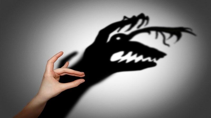 страх темноты у детей