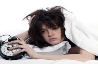 причины хронической усталости и сонливости