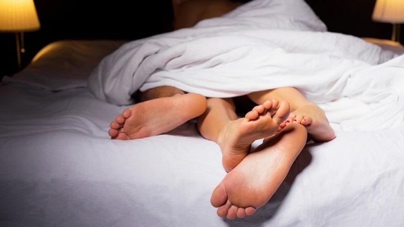 помогает ли секс от стресса