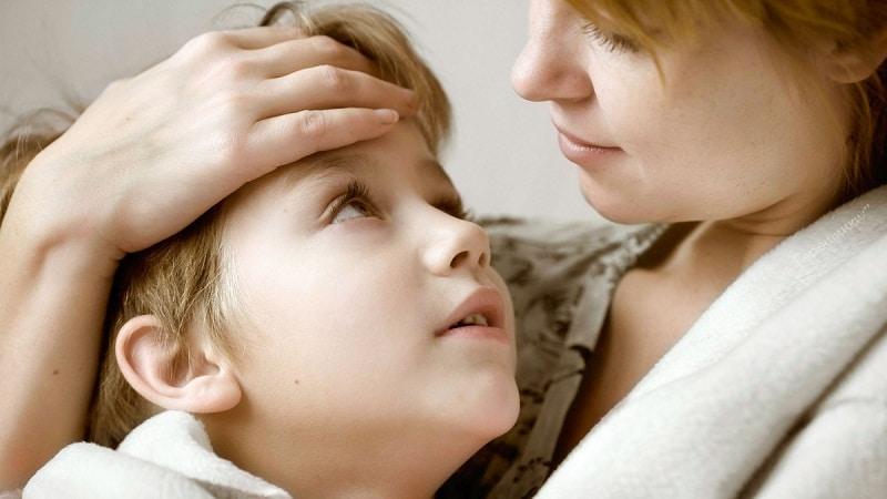симптомы лунатизма у детей