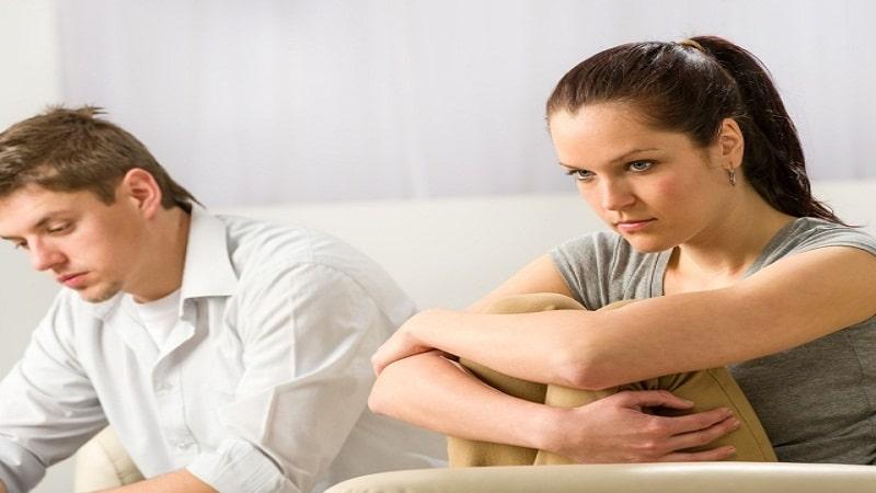 пережить расставание с женой