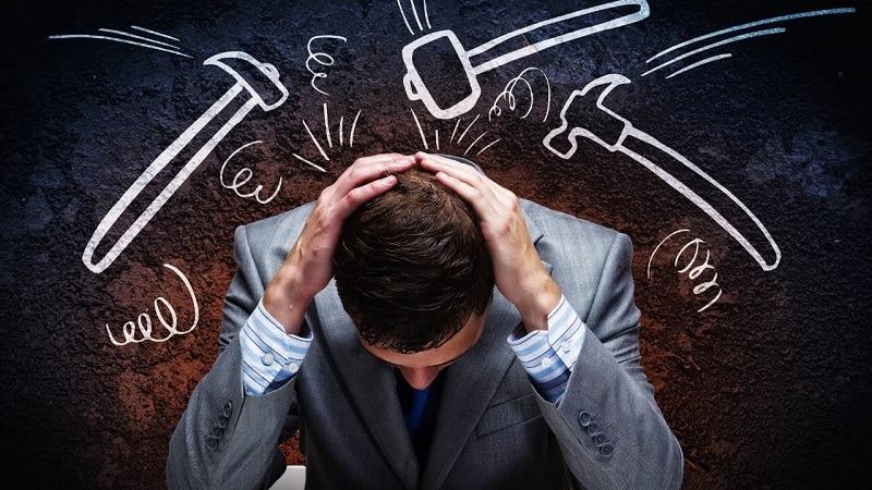 синдром выгорания на работе