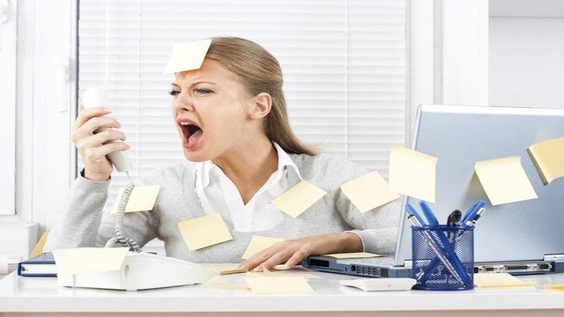 симптомы нервного срыва у женщин