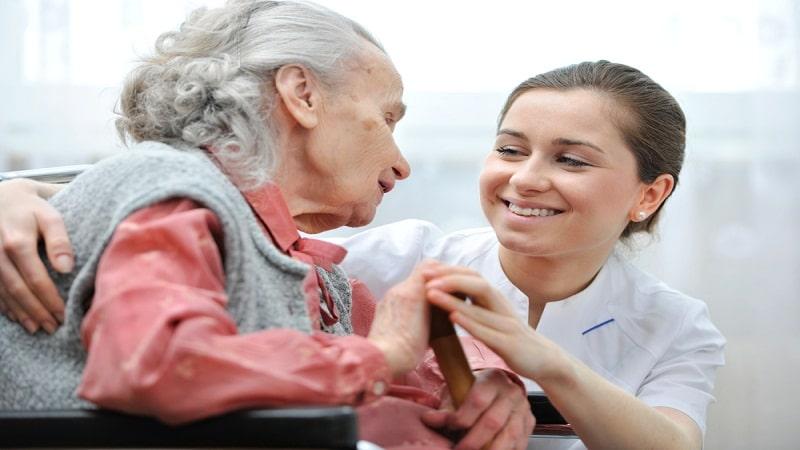 старческая деменция что делать родственникам