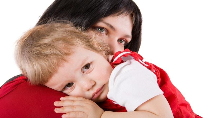 период адаптации детей к детскому саду
