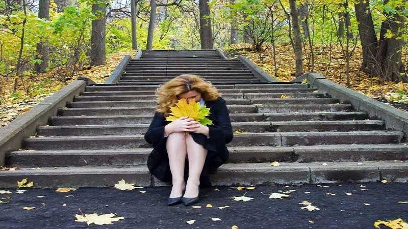 осенняя депрессия у женщин как избавиться