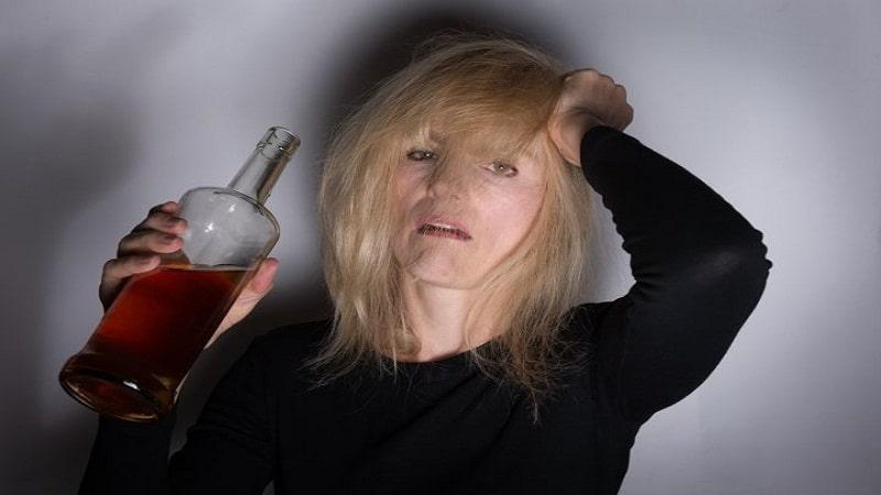 Женский алкоголизм симптомы и признаки 50 лет