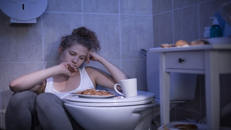 чем булимия отличается от анорексии