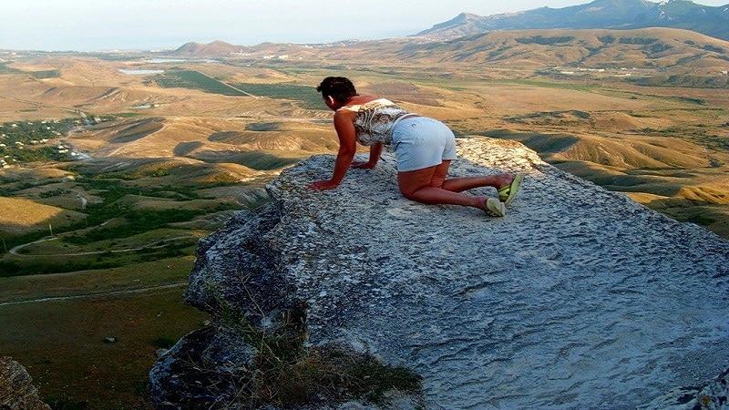 как называется боязнь высоты